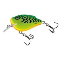 Salmo Squarebill Floating 6cm, 21g Green Tiger (GT)