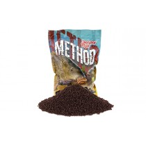 Benzar Mix Pelete Method Feeder 800gr. 2mm Red Halibut