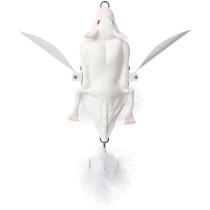 Savage Gear 3D Liliac (3D Bat Albino) 10cm/28g Alb