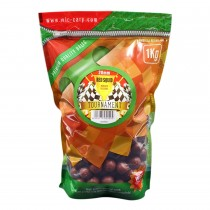 WLC BOILIES RED SQUID TOURNAMNET SOLUBIL 1KG