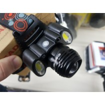 Lanterna Frontala Target Light Cu USB Si 3 Senzori