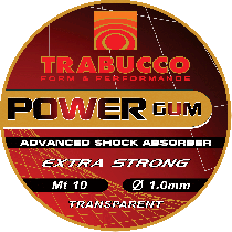 Trabucco Power Gum 1.30 mm/10 mt