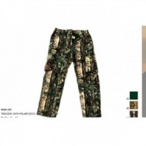 Pantalon Matlasati Camo Forest Universe