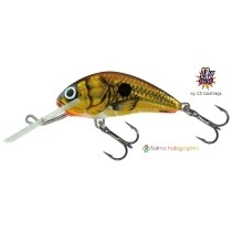 Salmo Vobler Hornet Floating UGS (UV Gold Shiner) - 5