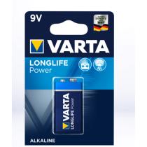 "Varta Baterie 9V ""Longlife Power"" E / 1buc"