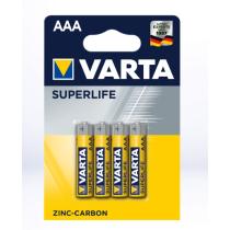"Varta - Baterie ""Superlife"" AAA (R3) 4buc/blister"