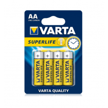 "Varta - Baterie ""Superlife"" AA (R6) 4buc/blister"