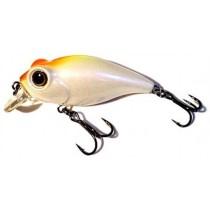 Vobler Owner Bug Eye Bait 50mm 6,5gr 64 Alb Spate Auriu