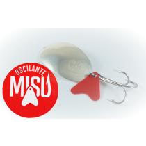 Oscilanta Misu - Zack (Argintata) 11gr / 5cm
