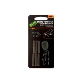 Fox Edges Kit Conectori Tungsten Micro Chod - CAC607