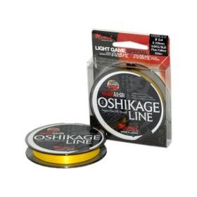 Momoi Fir Textil Oshikage PE Fluo Yellow 0.105mm/100m