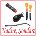 Nadire, Sondare, Crap