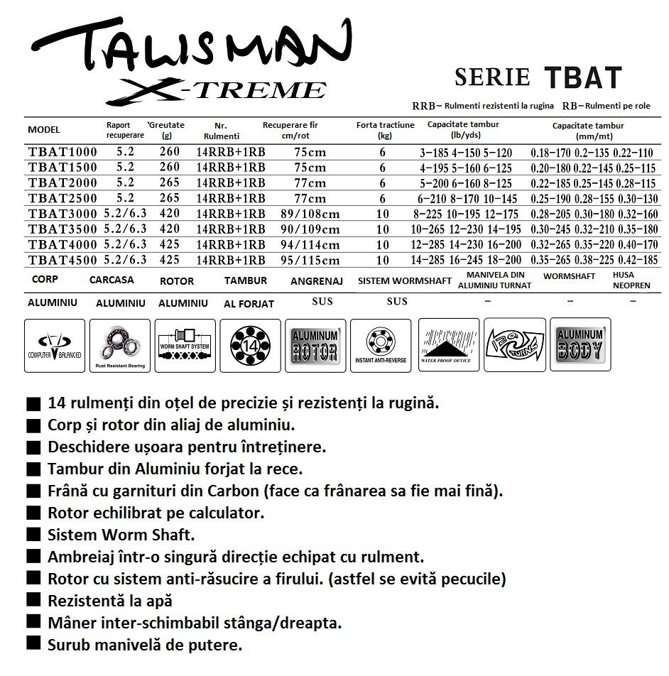 TICA TALISMAN