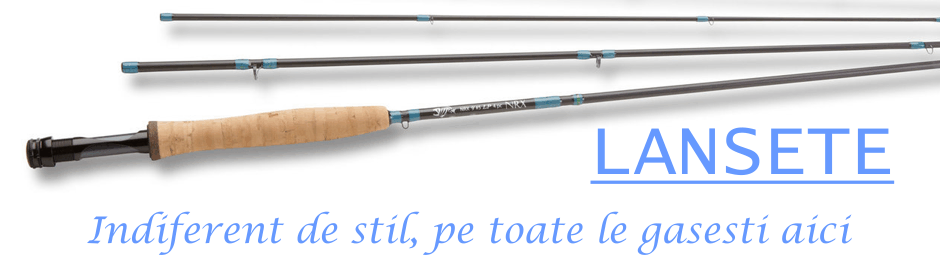 Lansete Pescuit - Lansete feeer, carp, rapitor, bolognese