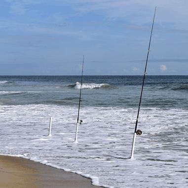 Lansete Pescuit Tip Surf - Boat