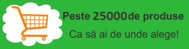 25.000 de produse pentru pescuit
